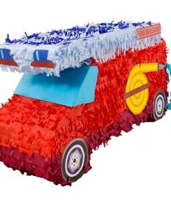 Pinata Feuerwehrauto 55 x 30cm 1