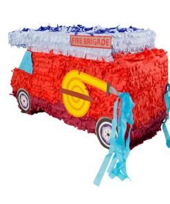 Pinata Feuerwehrauto 55 x 30cm 2