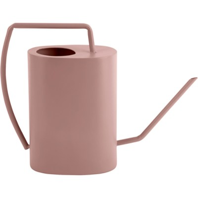 Watering can Grace large iron faded pink 33 x 10 x 27cm
