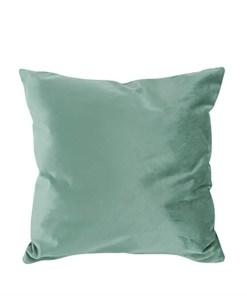 Kissen, grau-jade, 40 x 40 cm
