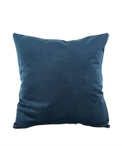 Kissen, nachtblau, 40 x 40 cm