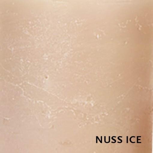 Weizenkorn Kerzenfarbe Nuss Ice