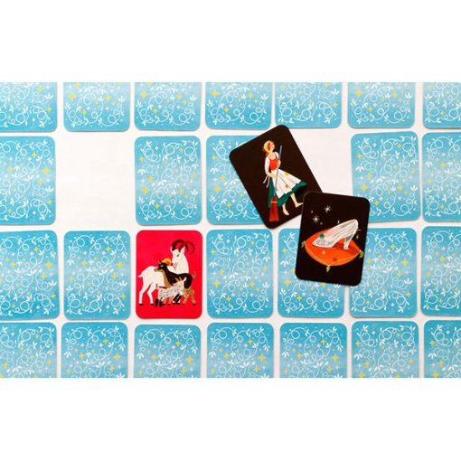 Das Maerchen Memo, Box, 45 Karten und Booklet, 235 x 125 x 34 mm, Kartenbeispiel 5