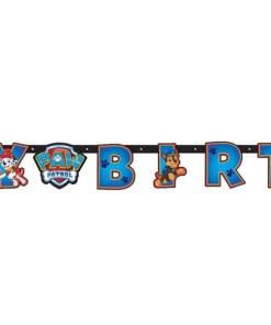 Partykette Paw Patrol Papier 179,8 x 13,7 cm, Detail