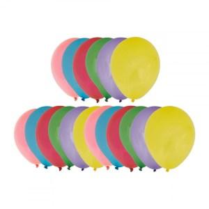 Ballonnen gekleurd - 20 stuks
