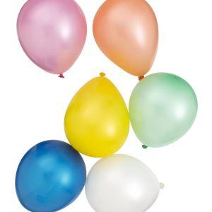 HEMA 10-pak Ballonnen (multicolor)