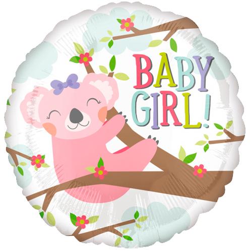 Baby Koala girl