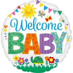 Welcome Baby Cute Icons