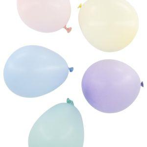HEMA Ballonnen Pastel 23 Cm - 10 Stuks