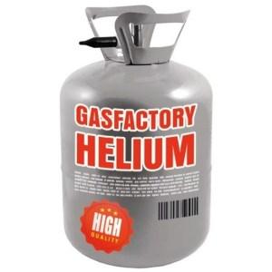 Tankje met helium voor 30 ballonnen
