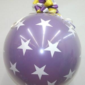 Luftballon mit Schleife