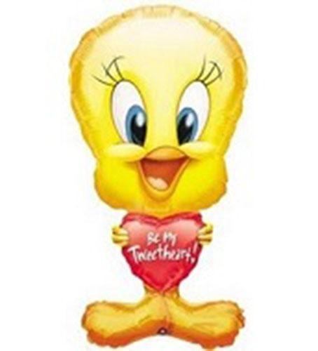 Μπαλόνι Tweety κόκκινη καρδιά tweetheart 78 εκ