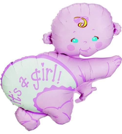 Μπαλόνι γέννησης μωράκι Baby Girl