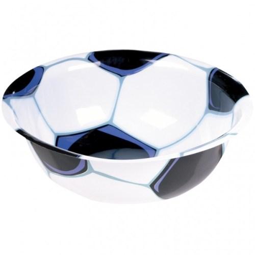 Πλαστικό μπωλ για σνακ Ποδόσφαιρο