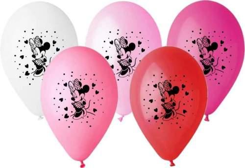 """12"""" Μπαλόνι τυπωμένο Minnie Mouse"""