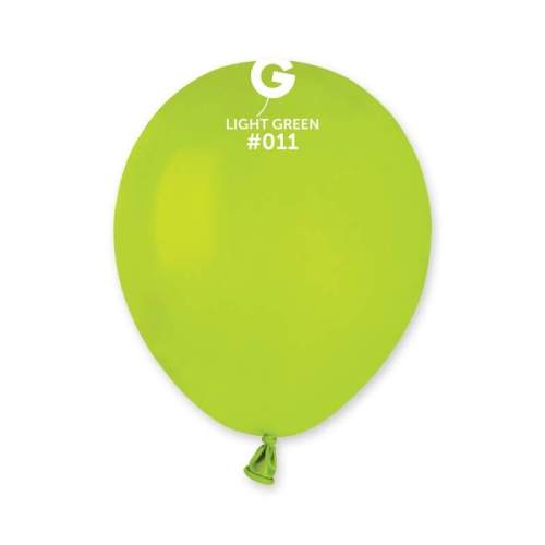 5'' Λαχανί λάτεξ μπαλόνι
