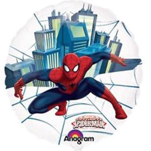 Μπαλόνι Spiderman Διάφανο