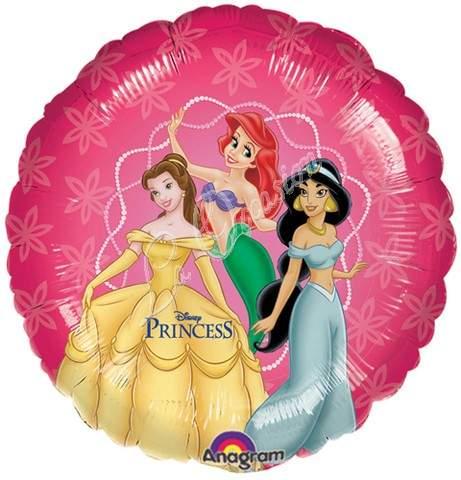 Μπαλόνι Πριγκίπισσες Disney φούξια