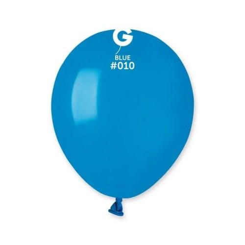 5'' Μπλε λάτεξ μπαλόνι