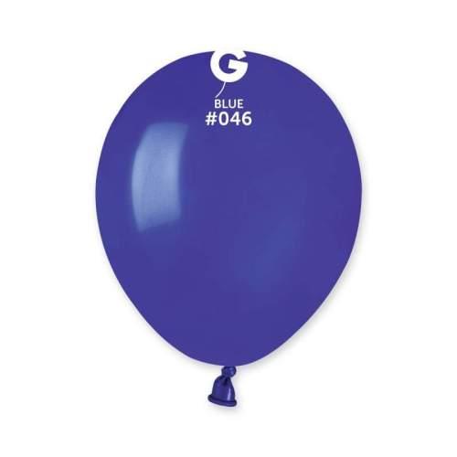 5'' Σκούρο Μπλε λάτεξ μπαλόνι
