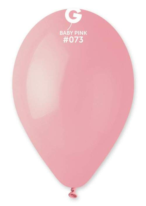 13'' Baby Pink λάτεξ μπαλόνι