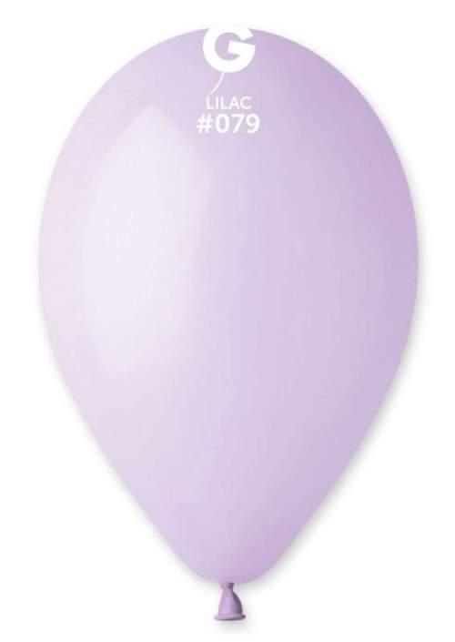 13'' Παστέλ Λιλά λάτεξ μπαλόνι