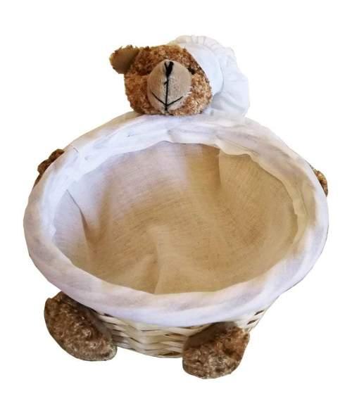 Καλαθάκι δώρου με Αρκουδάκι Σεφ