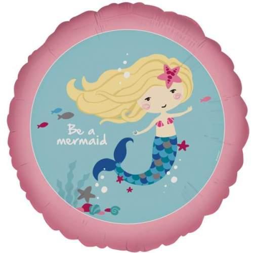 Μπαλόνι Be a Mermaid