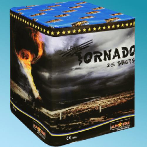 Πυροτεχνήματα 25 βολών Tornado