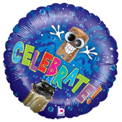 Μπαλόνι για αποφοίτηση Celebrate wiggle eyes