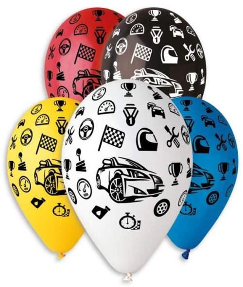 Μπαλόνι τυπωμένο Αυτοκινητάκια
