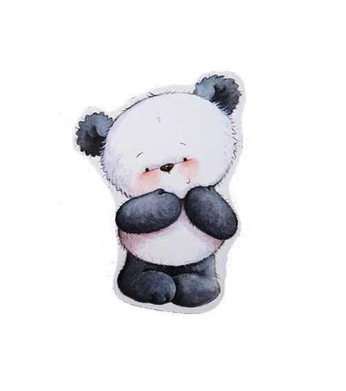 Διακοσμητικό μαγνητάκι βάπτισης Panda