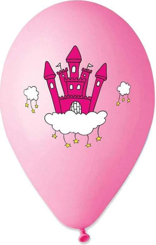 Μπαλόνι τυπωμένο Κάστρο της Πριγκίπισσας