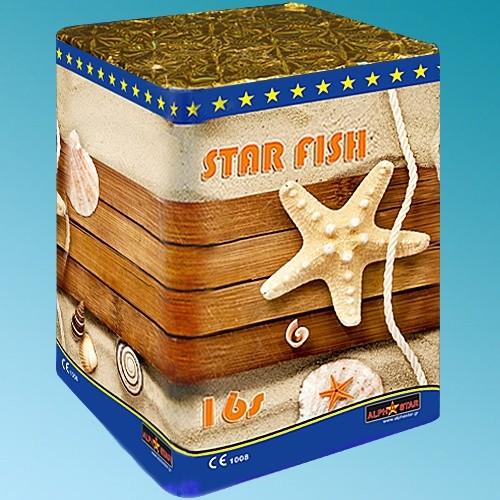 Πυροτεχνήματα 16 βολών StarFish