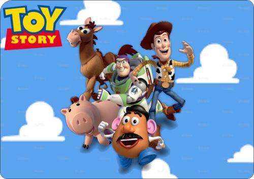Σουπλά τραπεζιού Toy Story