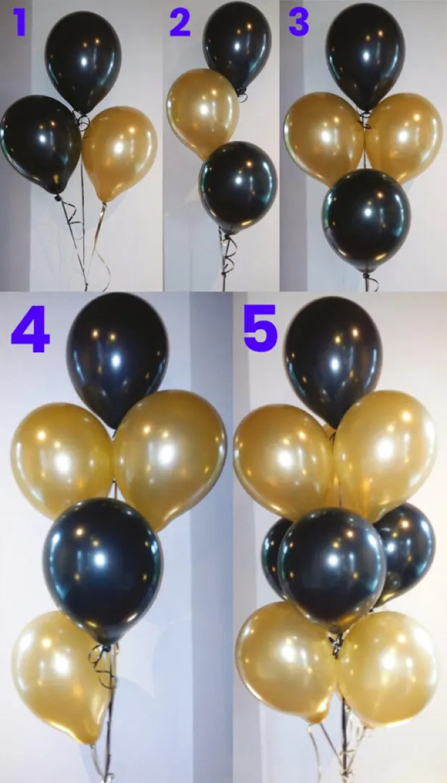 Heliumballon Trossen 9