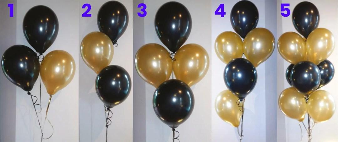 Heliumballon Trossen 8