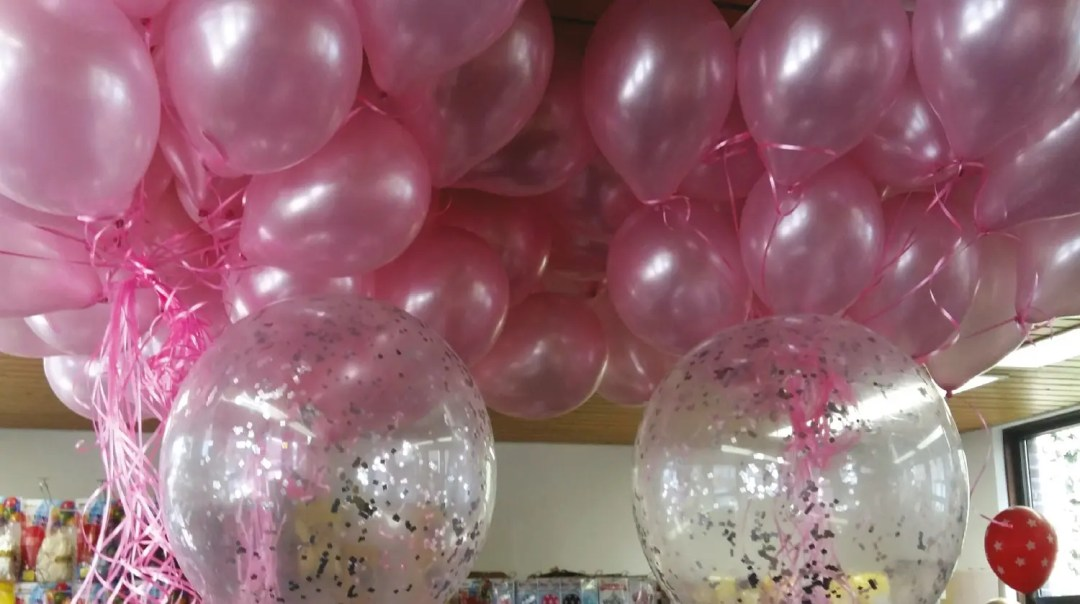 Heliumballonnen Thuisbezorgd 1