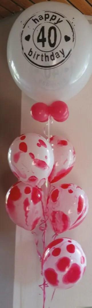 Leeftijd Reuze Heliumballonnen 1