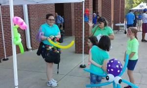 Balloonopolis twisting balloons for children, by Balloonopolis, Columbia, SC