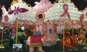 Balloon carousel, State Fair of South Carolina, by Balloonopolis, Columbia, SC