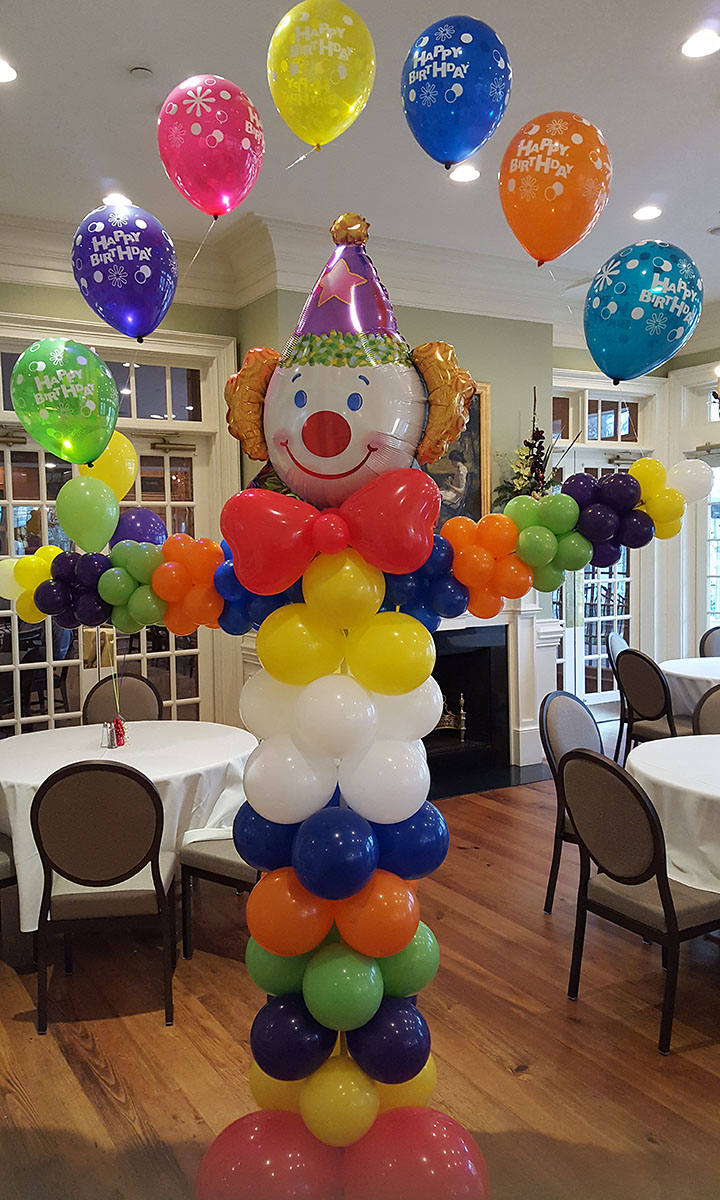 Birthday Parties with Balloonopolis the Midlands Premier Balloon