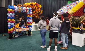 SC State Fair Balloon Photo Frame, by Balloonopolis, Columbia, SC - Photo Frames
