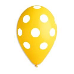 GS110: #002 Yellow/White Polka Dot 902402