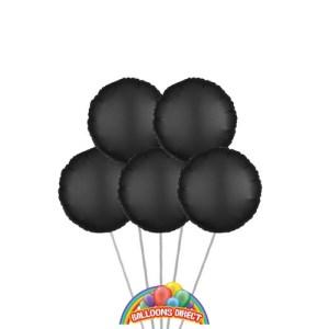 Black Balloon Bouquet