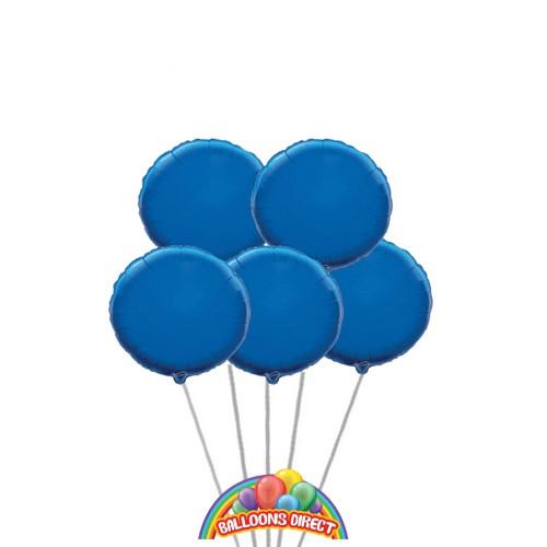 Blue Balloon Bouquet