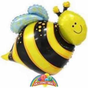 bumble bee foil balloon