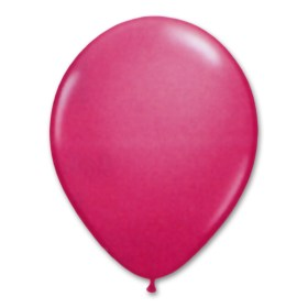 Magenta Latex Party Balloon 12 inch from Balloon Shop NYC