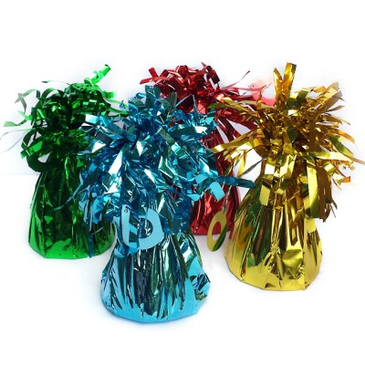 Foil Balloons Weights Bright Colors for High-quality cheap balloons nyc delivery