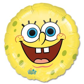 Spongebob Squarepants Mylar Party Balloon from Balloon Shop NYC
